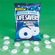 Lifesavers Pep-O-Mint� Sugar Free Candy
