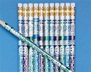 'Job Well Done' Pencils  (pack of 12)