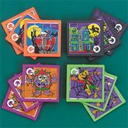 Halloween Slide Puzzles  (pack of 12)