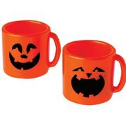Mini Pumpkin Mugs  (pack of 12)