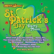 St. Patrick's Day Party Music CD