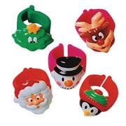 Christmas Rings (pack of 12)