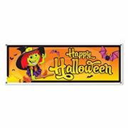 Happy Halloween Banner