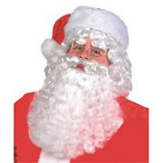 Santa Claus Wig, Beard and Eyebrow Set (set of 3)