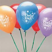 Field Day Balloons (pack of 100)