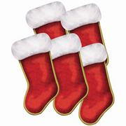 Stocking Cutouts  (pack of 10)