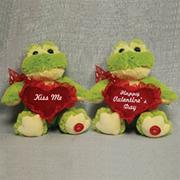 Plush Frogs