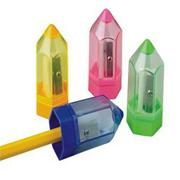 Pencil Shape Sharpeners (pack of 24)