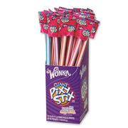Wonka Giant Pixy Stix  (box of 36)