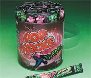 Pop Rocks Extreme Candy  (display of 48)
