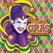 Drew's Famous Mardi Gras Party Music CD