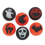 Halloween Hi-Bounce Balls (pack of 12)