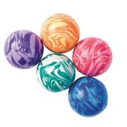 Psychedelic Hi-Bounce Balls (pack of 12)