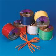 Assorted Bright Raffia Ribbon 30 ft. (pack of 6)