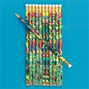 Tropical Rainforest Pencils (pack of 144)