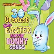 Easter Bunny Music CD