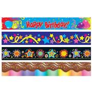 Party Time Deco Border Trim Pack