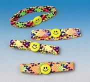 Smile Clasp Bracelets  (pack of 12)