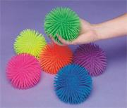 Puffer Balls  (set of 6)