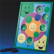 Smile Beanbag Toss