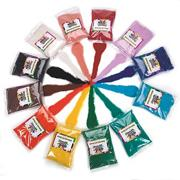 Colored Art Sand, 2-lb