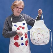 Color-Me Apron, Adult Size