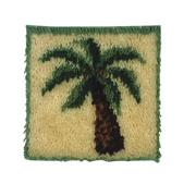 Palm Tree Latch Hook Kit