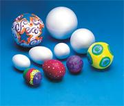 "Super Light Foam Balls 2""  (pack of 12)"
