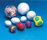 "Foam Ball 2-1/2""  (pack of 12)"