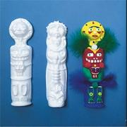 Totem Poles  (pack of 12)