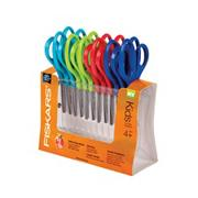 Fiskars� Scissors for Kids - Blunt Tip  (pack of 12)