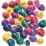 Small Colored Shells, 1-lb  (pack of 4500)