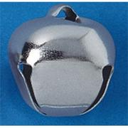 "1"" Silver Bells (pack of 24)"