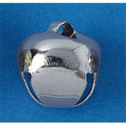 "1/2"" Silver Jingle Bells (pack of 24)"