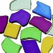 Plastic Mosaic Tiles  (bag of 1500)