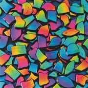 Rainbow Mosaic Pieces (bag of 1700)