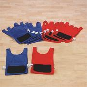 Dodge-It Tag Youth Vest (pack of 12)