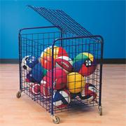 Classic Equipment Cart with Balls Easy Pack