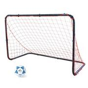 Portable Steel Soccer Goal, 6&#039; x 4&#039;