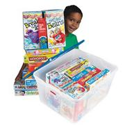 Kids Game Pack In A Tub