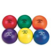 Gator Skin� Dodge Plus Middle School Dodgeball (set of 6)