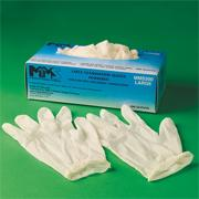 Latex Gloves (box of 100)