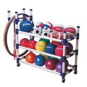 Roll &#039;N Go JV Cart with Equipment Easy Pack