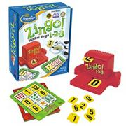 Zingo 1-2-3 Numbers Bingo Game