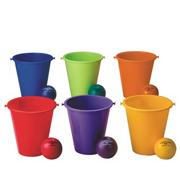Spectrum Catch Bucket and Ball Set