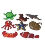 Sealife Beanbags (set of 8)