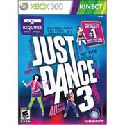 Xbox Kinect Just Dance 3