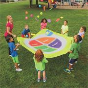 8&#039; Choose MyPlate Parachute