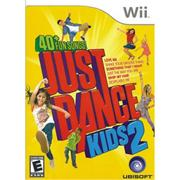 Just Dance Kids 2 for Wii
