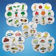 MyPlate Food Spots (set of 38)